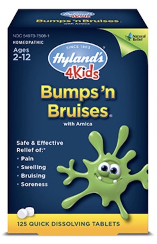 Image of 4 Kids Bumps 'n Bruises with Arnica Tablet
