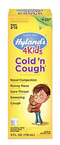 Image of 4 Kids Cold 'n Cough Liquid