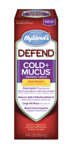 Image of DEFEND Cold + Mucus Liquid