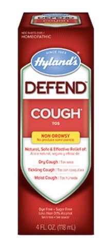 Image of DEFEND Cough Syrup