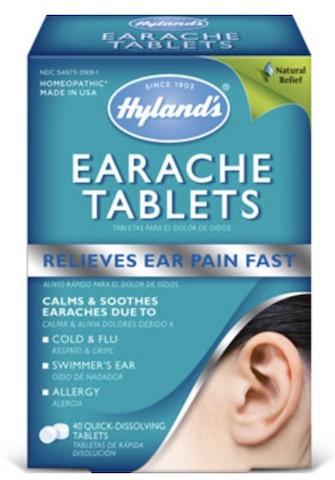 Image of Earache Tablets