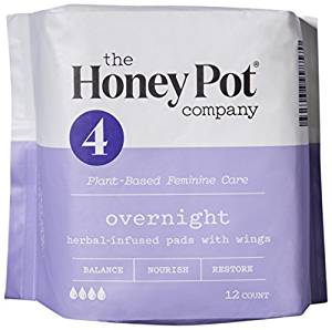Image of Herbal Overnight Pads