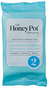 Image of Sensitive Herbal Intimate Wipes