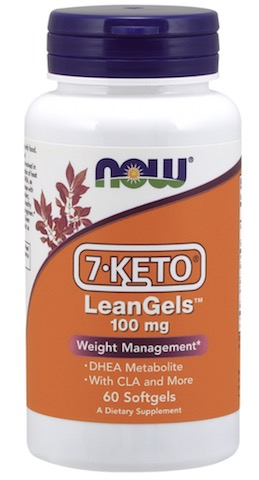Image of 7-KETO LeanGels 100 mg with CLA