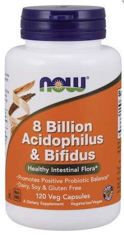 Image of 8 Billion Acidophilus & Bifidus