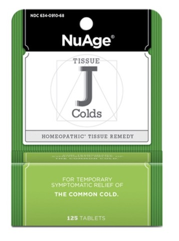 Image of Tissue J: Colds