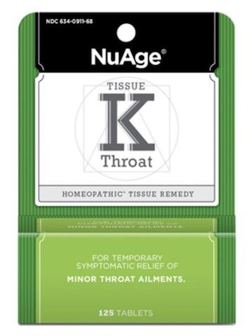 Image of Tissue K: Throat