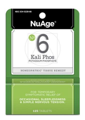 Image of #6 Kali Phos: Potassium Phosphate