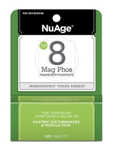Image of #8 Mag Phos: Magnesium Phosphate