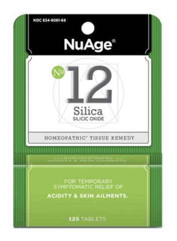 Image of #12 Silica: Silicic Oxide
