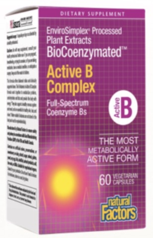Image of BioCoenzymated Active B Complex