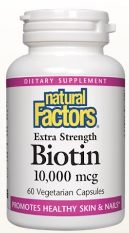 Image of Biotin 10,000 mcg Extra Strength