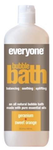 Image of Everyone Bubble Bath Geranium & Sweet Orange