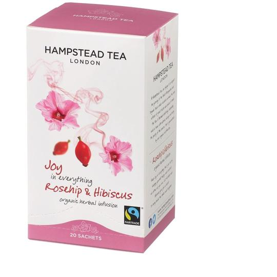 Image of Joy in Everything Rosephip & Hibiscus Tea