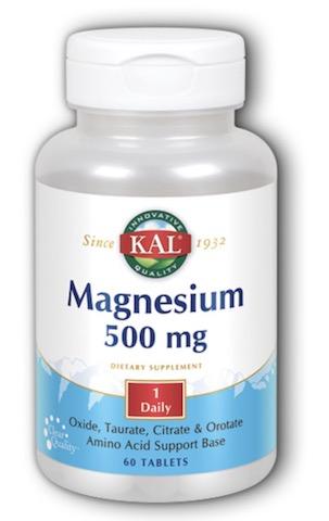 Image of Magnesium 500 mg