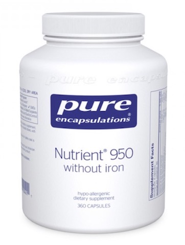 Image of Nutrient 950 without Iron