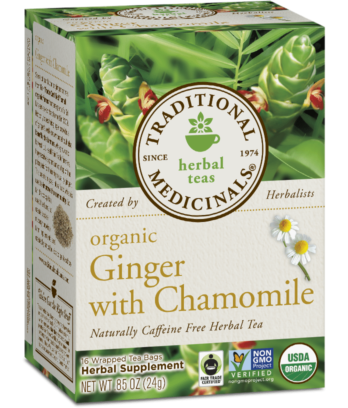Image of Ginger with Chamomile Tea