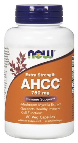 Image of AHCC 750 mg