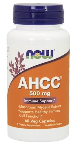Image of AHCC  500 mg