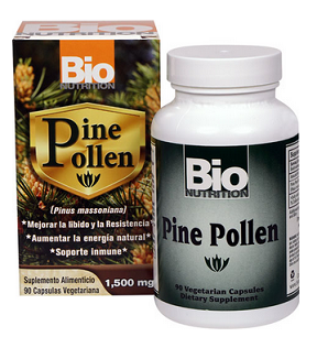 Image of Pine Pollen 1,500 mg