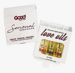 Image of Sensual Essences Love Oils Gift Set