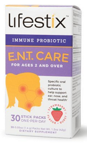 Image of E.N.T. Care Immune Probiotic