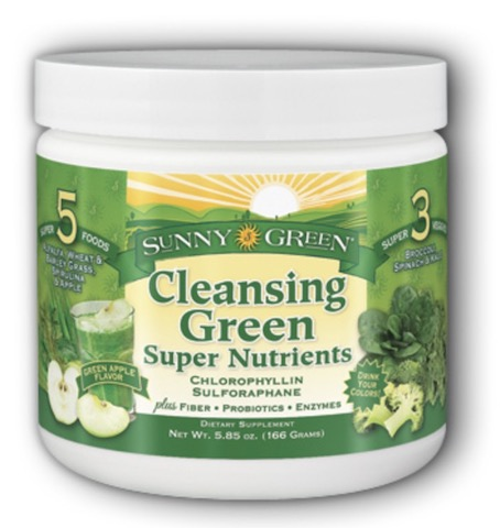 Image of Cleansing Green Powder