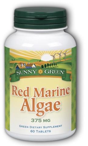 Image of Red Marine Algae 375 mg