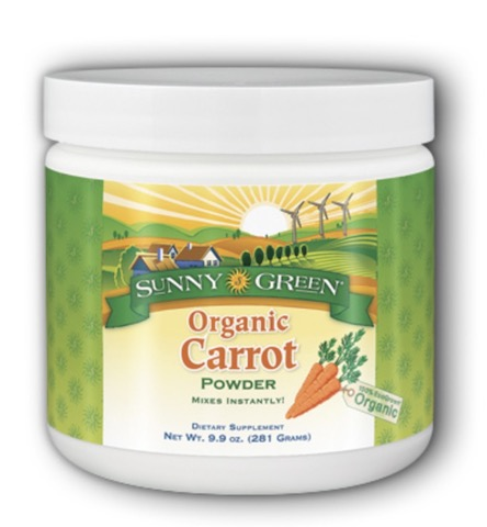 Image of Carrot Powder Organic