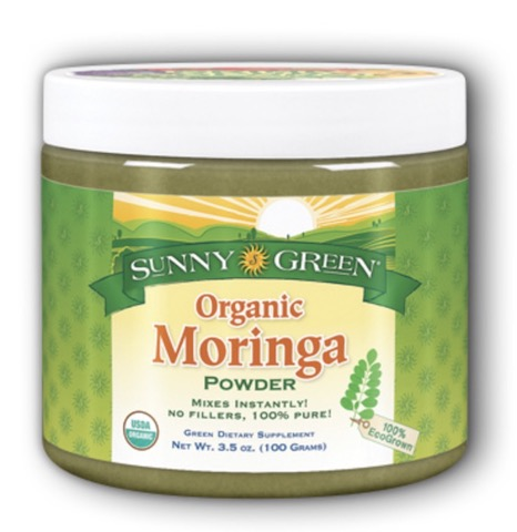 Image of Moringa Powder Organic