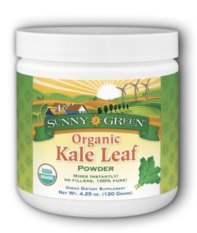 Image of Kale Leaf Powder Organic