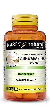 Image of Ashwaghanda 500mg