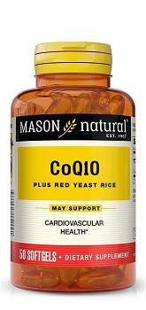 Image of Co Q-10 Plus Red Yeast Rice