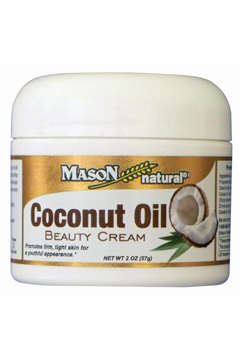 Image of Coconut Oil Beauty Cream