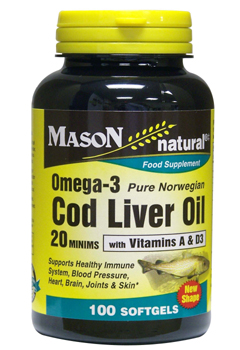 Image of Cod Liver Oil - 20 Minims