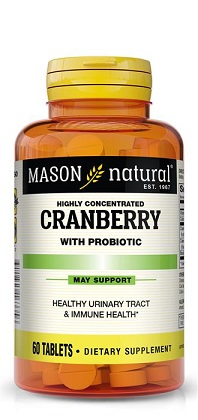 Image of Cranberry With Probiotic