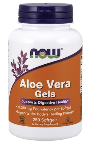 Image of Aloe Vera Gels 10,000 mg Equivalency