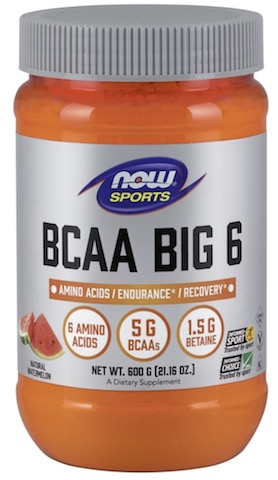 Image of BCAA Big 6 Powder Watermelon