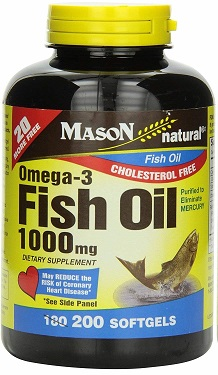 Image of Omega-3 Fish Oil, 1000 mg