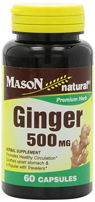 Image of Ginger 500 mg