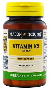 Image of Vitamin K2 100 mcg