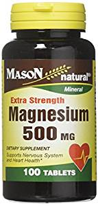 Image of Extra Strength Magnesium, 500 mg