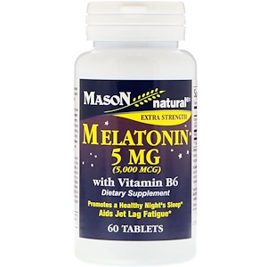 Image of Melatonin 5 mg