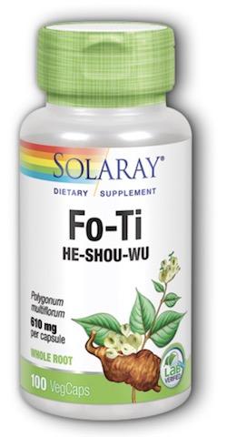 Image of Fo-Ti (He-Shou-Wu) 610 mg