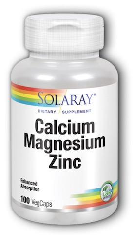 Image of Calcium Magnesium Zinc 250/125/6.25 mg