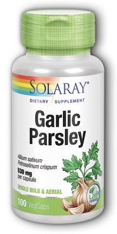 Image of Garlic Parsley 265/265 mg
