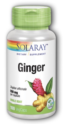 Image of Ginger 550 mg