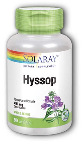 Image of Hyssop 450 mg
