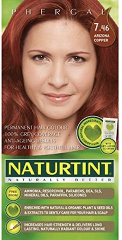 Image of Naturtint Permanent Hair Colorant, Arizon Copper (I-7.46)