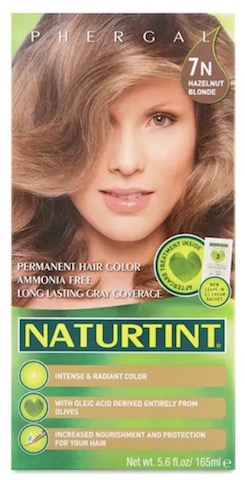 Image of Naturtint Permanent Hair Colorant, Hazelnut Blonde (7N)